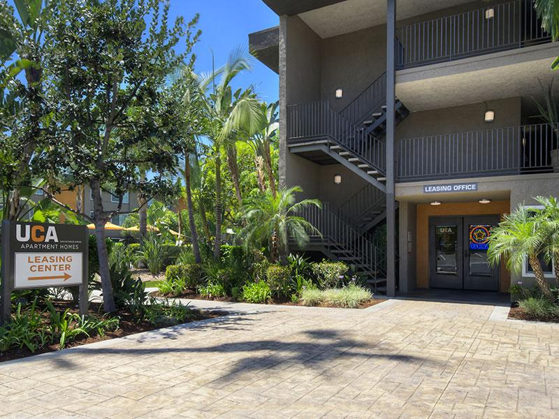 UCA Apartments Fullerton, CA