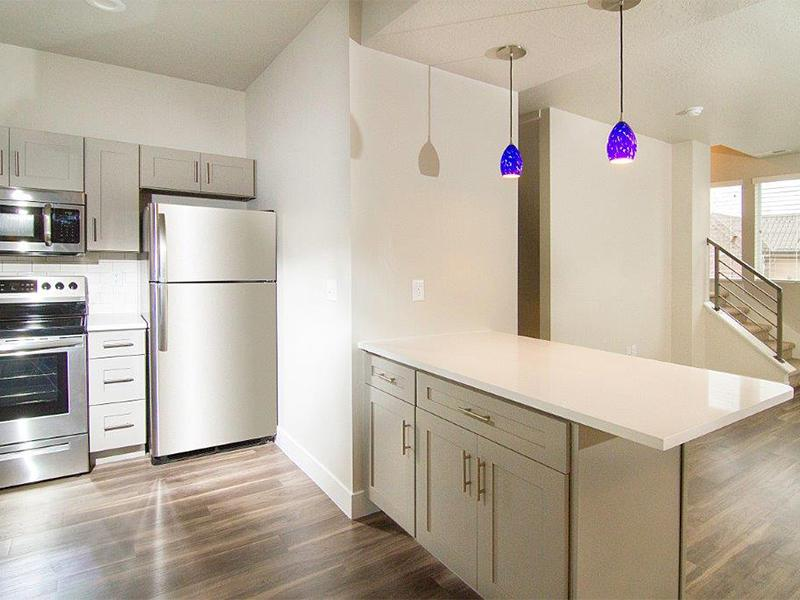 Kitchen | Tapestry Apartments
