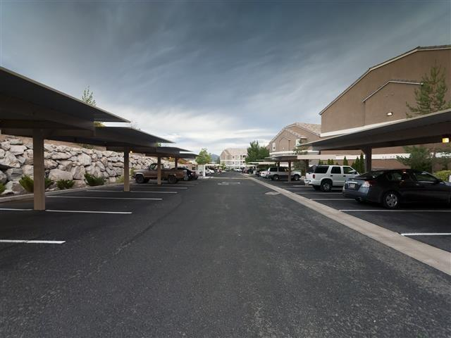 Covered Parking | Whittle Pointe