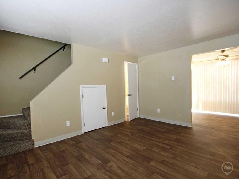 Living Room | Sugar Pines Townhomes | Boise , ID