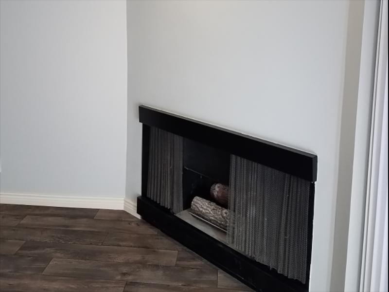 Fireplace | Cottonwood Creek Estates in Murray, UT