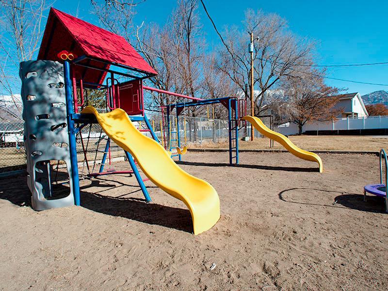 Playground   Cascade Ridge