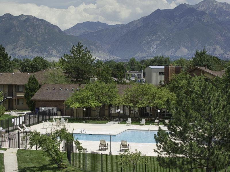 Wasatch Club Apartments Midvale, UT
