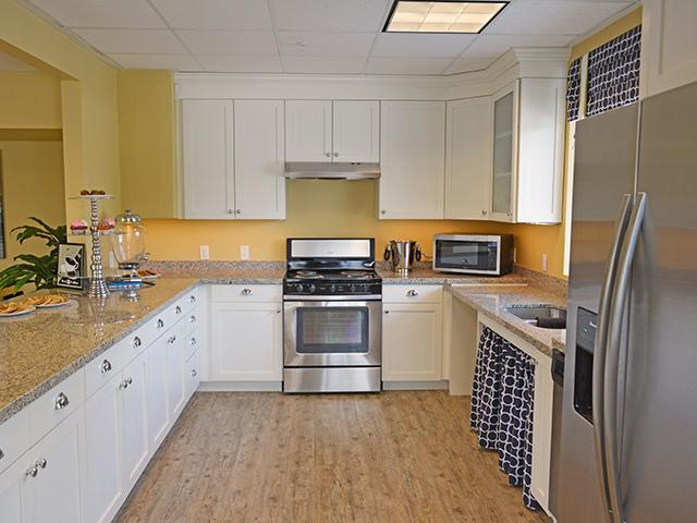 Senior Living Apartments
