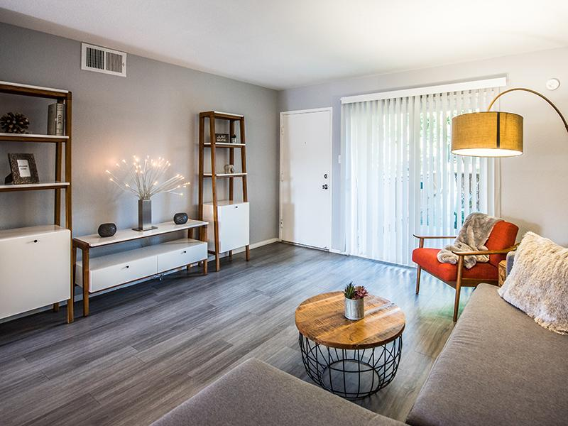 Model Living Room | Apartments in Sacramento, Ca