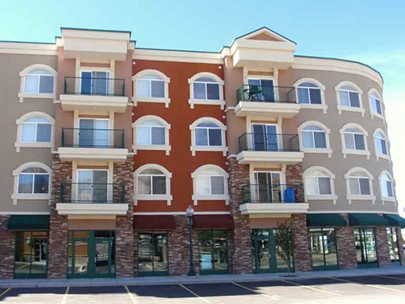 Exterior   Senior Apartments in Bountiful, UT