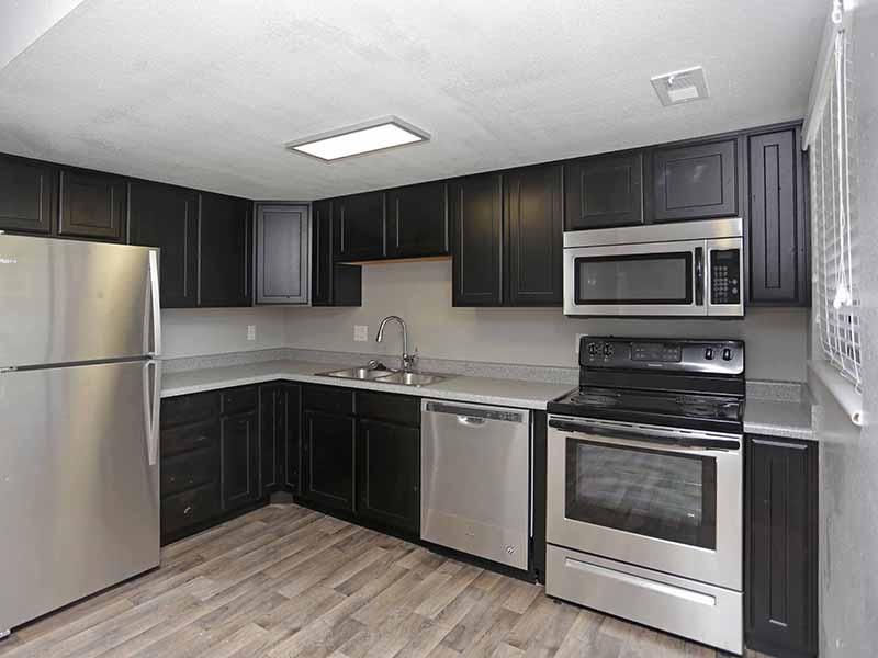 Kitchen | Apartments in Murray, Utah