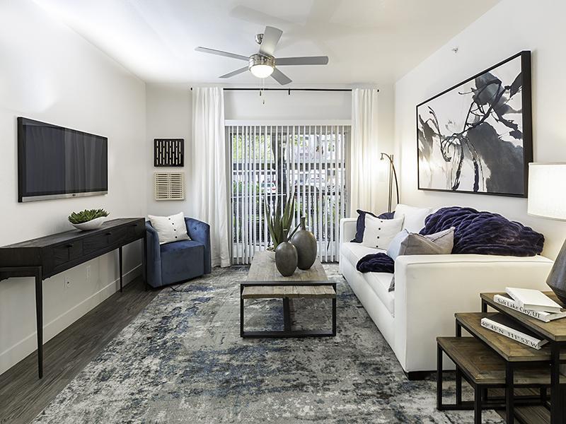 Living Room | Preston Hollow