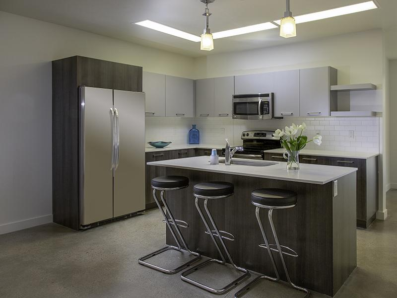 Kitchen | 21 and View Apartments in Salt Lake City, UT