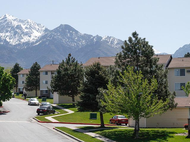 Liberty Heights Apartments Sandy, Utah