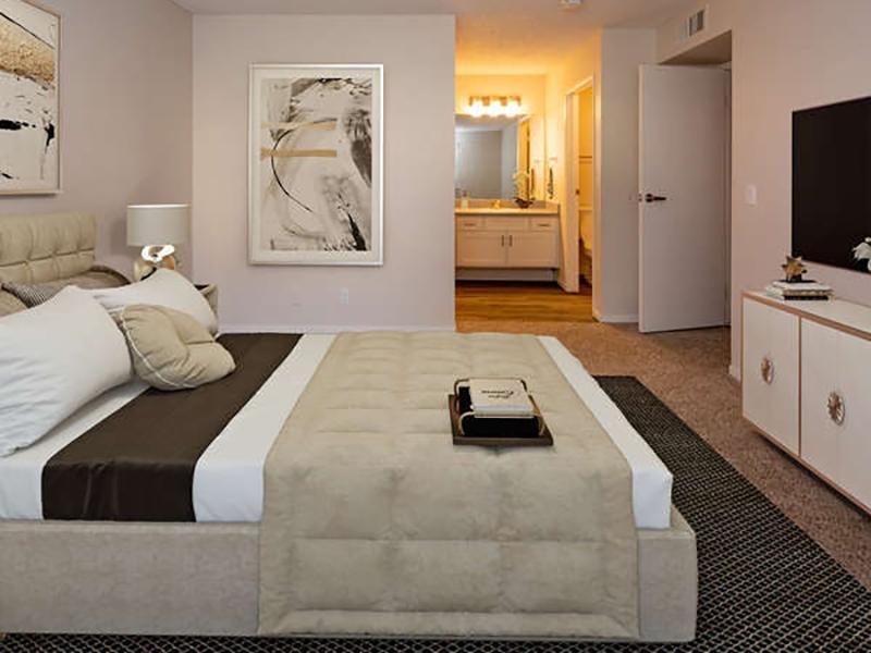 Model Bedroom | Juniper Apartments