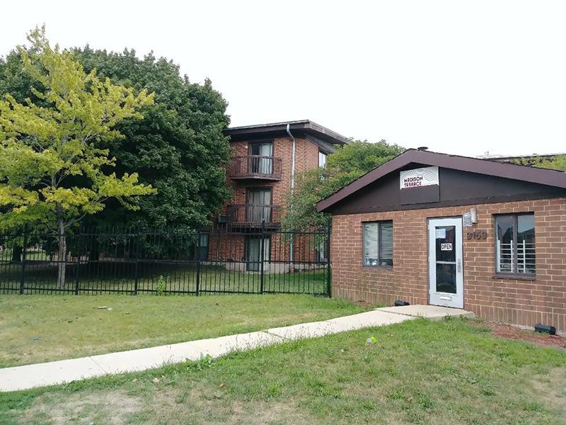 Madison Terrace Apartments | Exterior