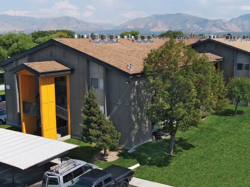Exterior | Apartments in Murray, Utah