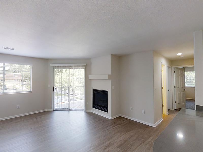 Living Room   Ketring Park Apartments in Littleton, CO
