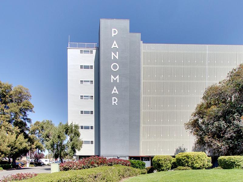 Exterior Building | Panomar Alameda Apartments