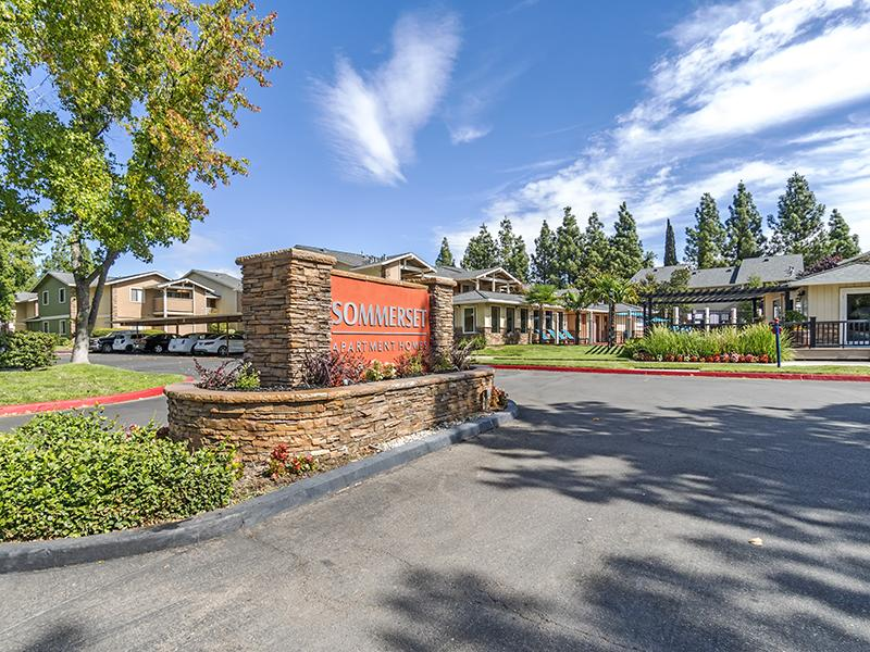 Sommerset Apartments in Vacaville, CA