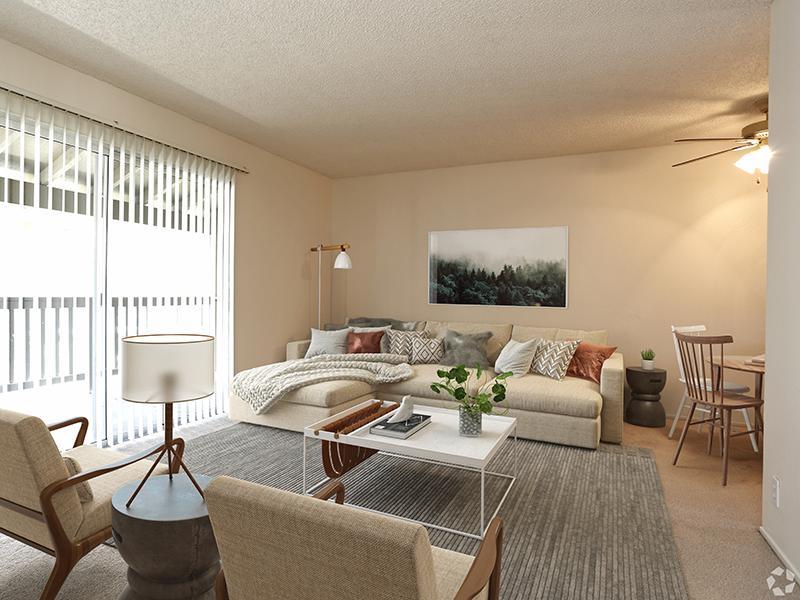 Casa Arroyo | Apartment Living Room