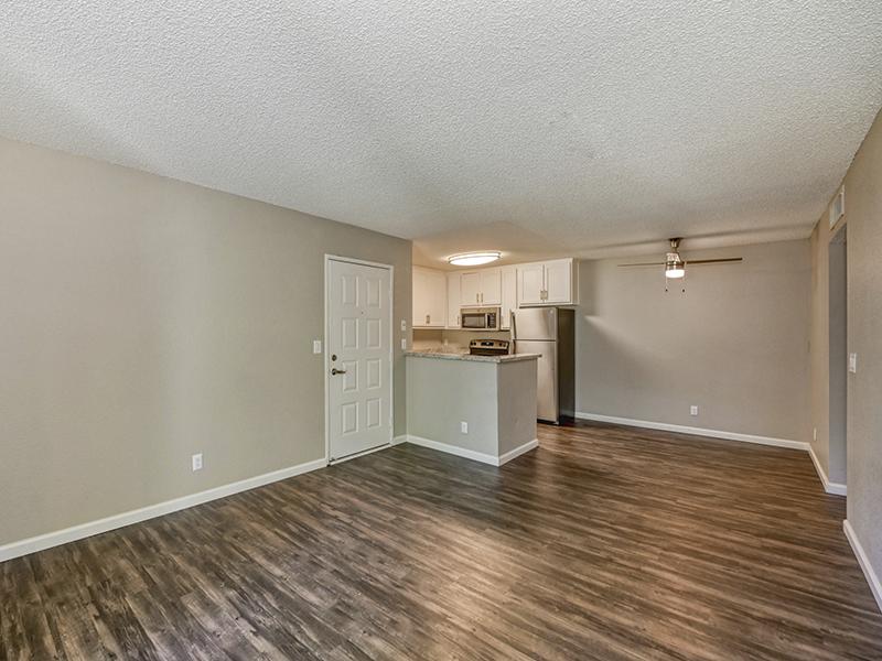 Living Room | The Vue Apartments in Sacramento, CA