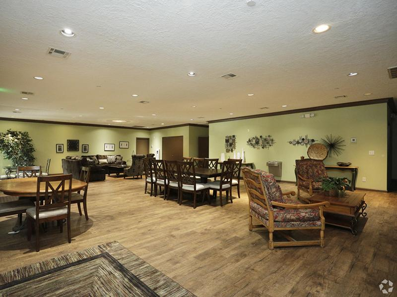 Clubhouse Interior | The Gateway at Lake Jackson
