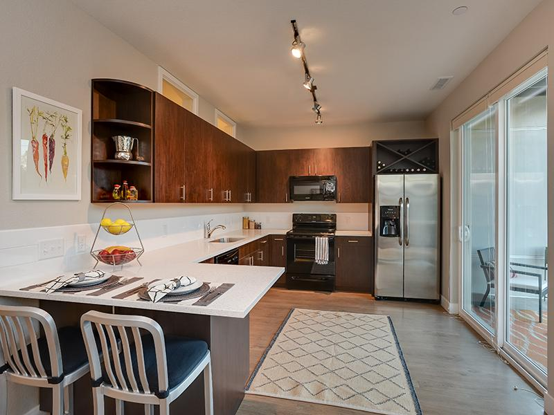 Kitchen | Apartments in Boulder Colorado