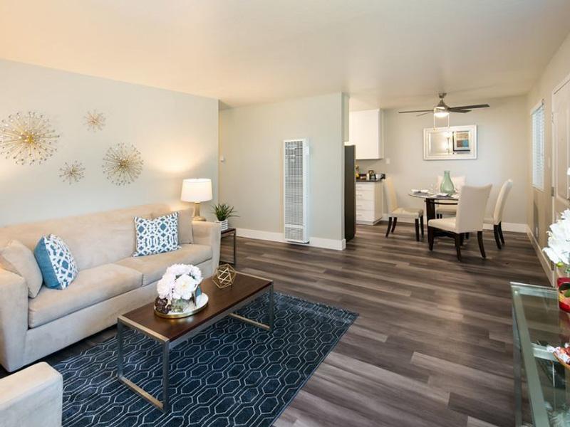 Front Room | Vivante Apartments