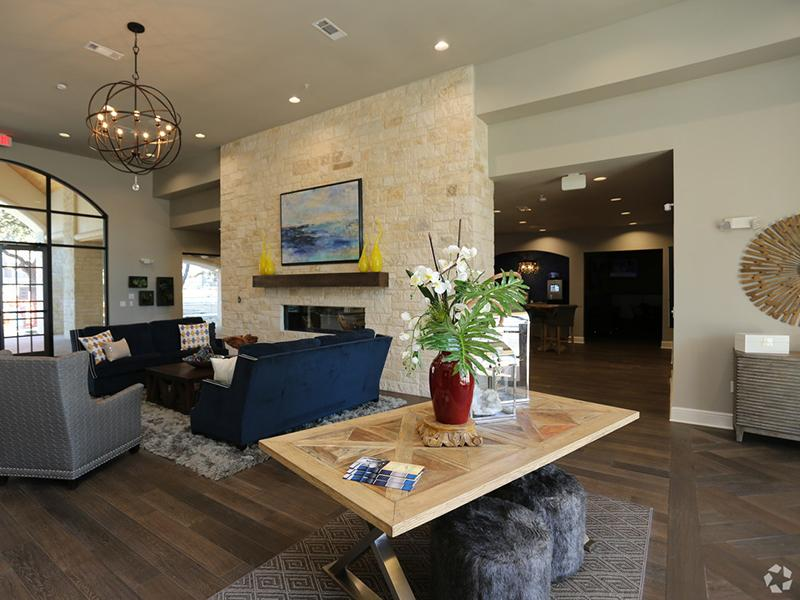 Club House Interior  | Cascadia Apartments