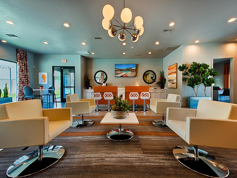 Clubhouse Interior | Harmony at Surprise 85379 Apartments