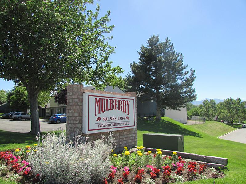Welcome Sign | Mulberry Park