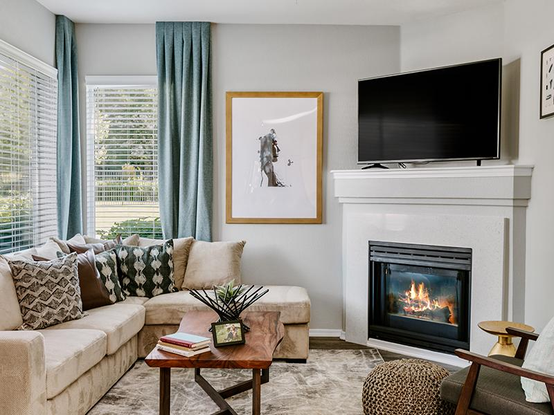 Living Room | Kallisto at Bear Creek