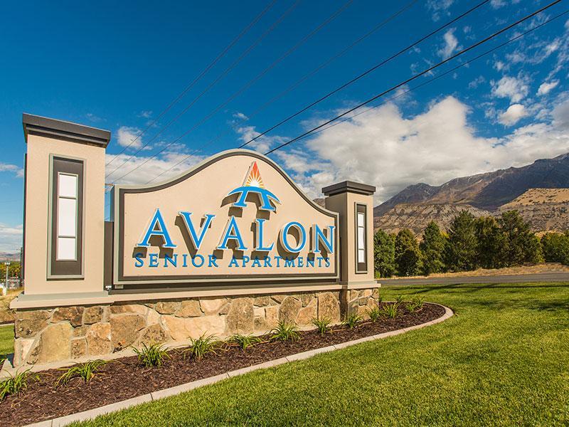 Avalon Senior Apartments in Lindon, UT