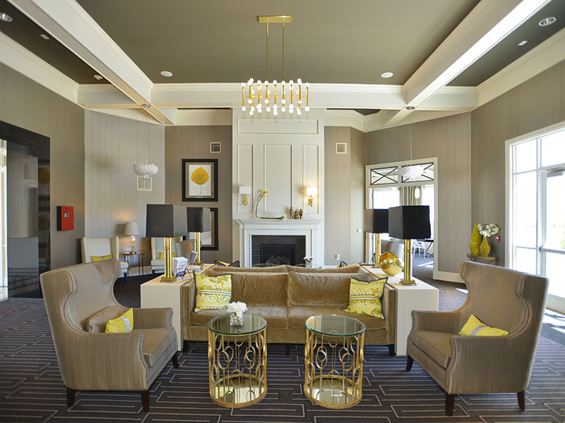 Clubhouse Interior | Birkhill Apartments in Murray, UT
