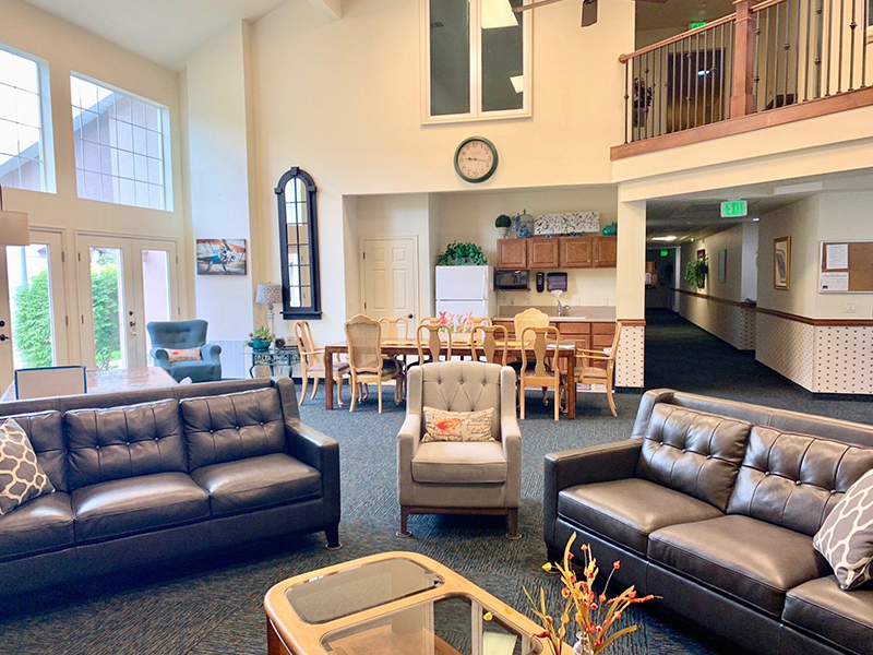 Clubhouse | Riley Court Apartments