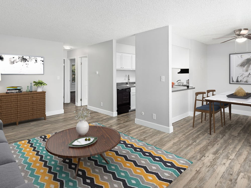 Front Room | Lakeview Heights in Lakewood, CO