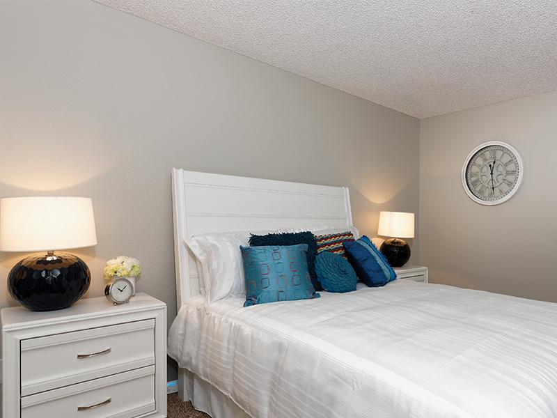 Bedroom | Santa Ana Apartments