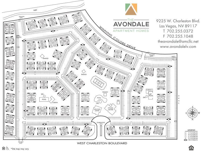 The Avondale Apartments in Las Vegas, NV