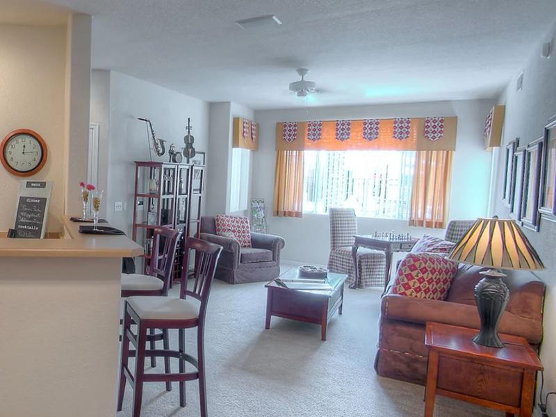 Living Room | Remington Ranch