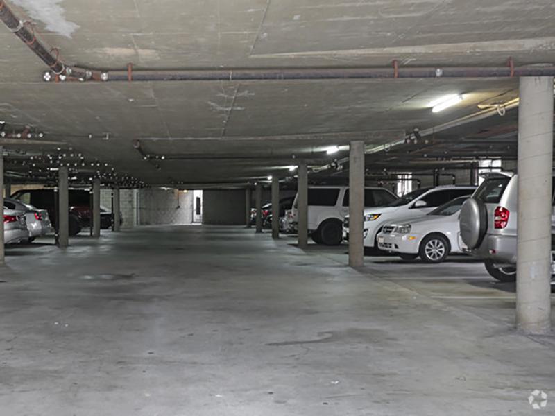 Underground Parking   Galleria Townhomes