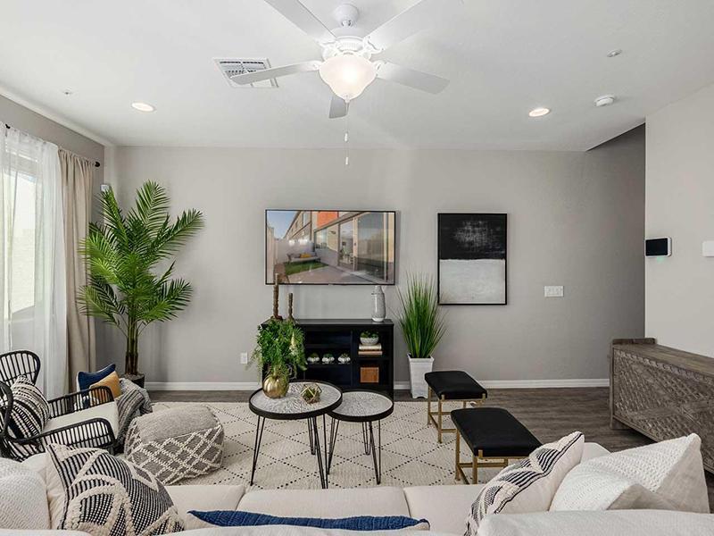 Living Room | Lyra Residences