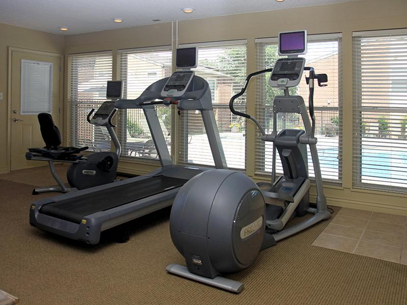 Fitness Center | Apartments in Colorado Springs, CO