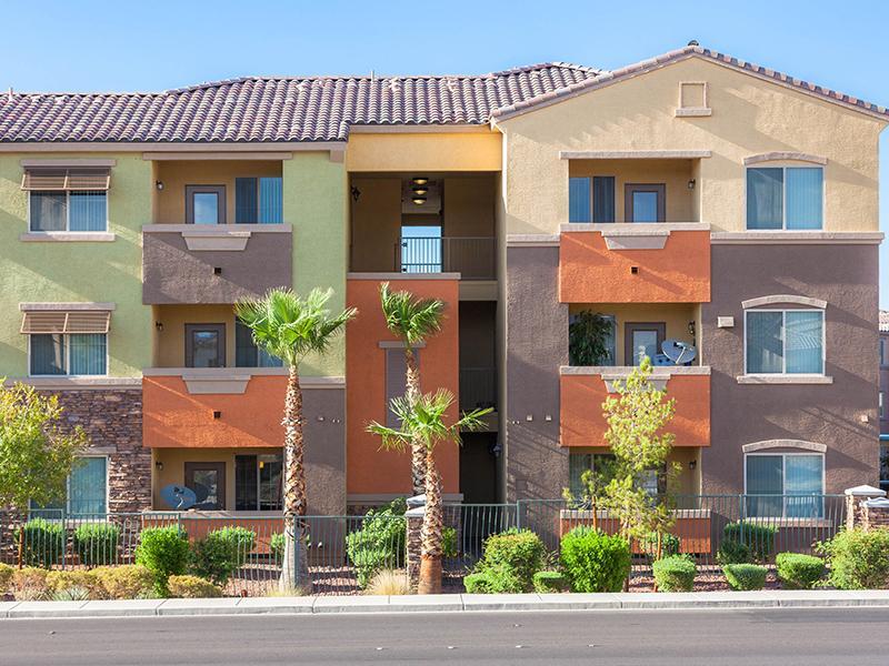 Exterior | Cornerstone Park Apartments