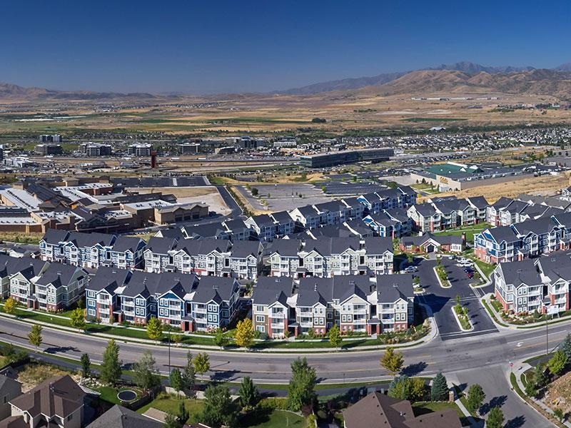 Cresthaven Apartments In Lehi Utah