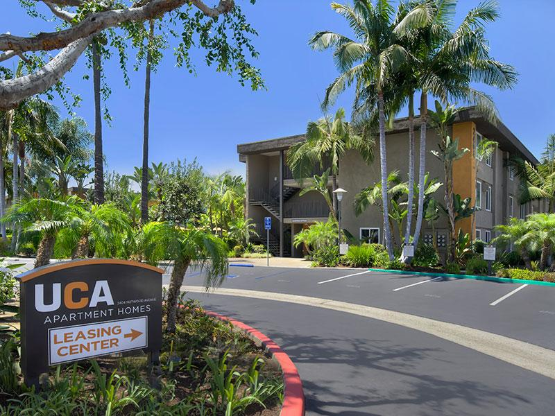 UCA Apartments in Fullerton, CA