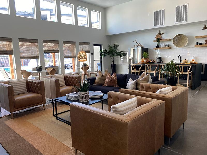 Clubhouse Interior | Red Rock at Sienna Hills