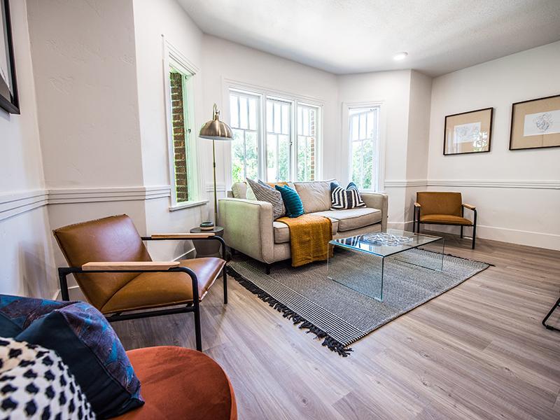 Living Room | Council Crest in Salt Lake City, UT