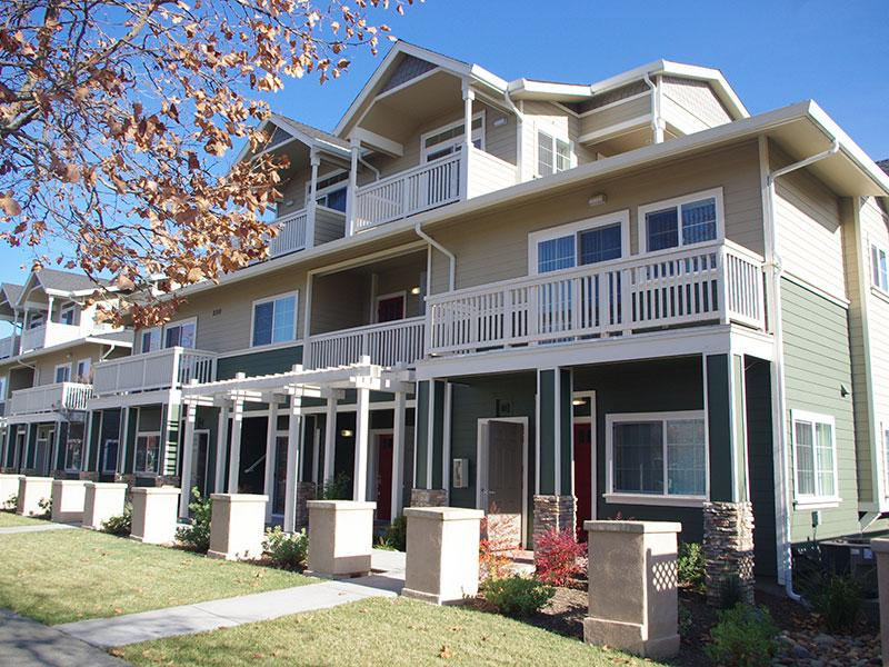 Meritage Villa's Townhomes Napa, CA
