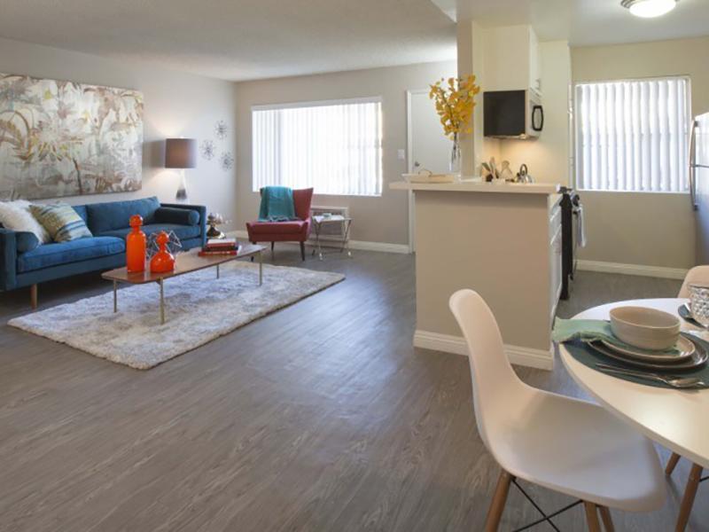 Living Room | The Parker in El Monte