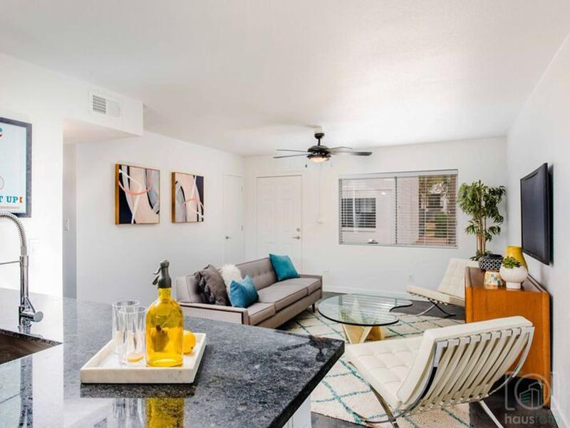 Front Room | Fairmount Villas