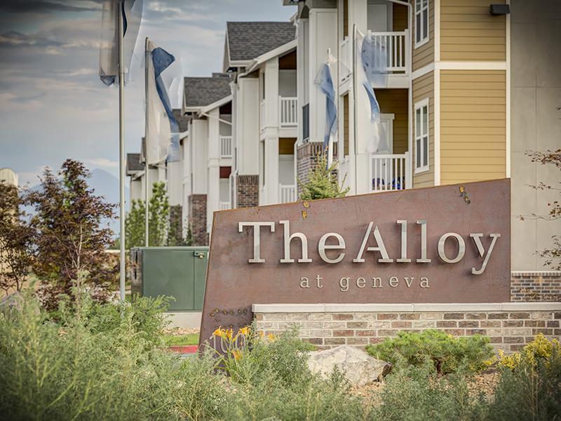 Sign | Alloy at Geneva