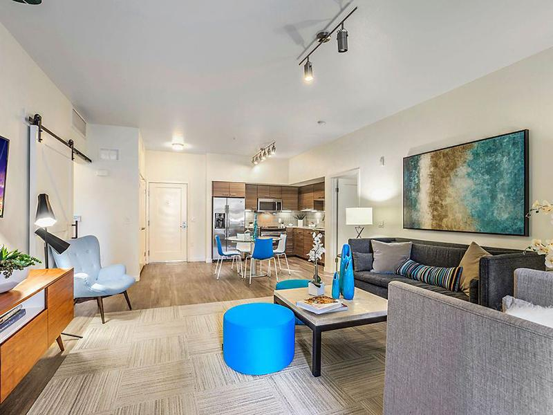 Living Room With Furniture | Tempo Riverwalk