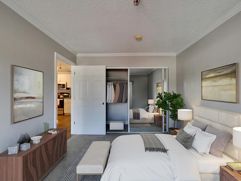 Staged Bedroom | Coral Court
